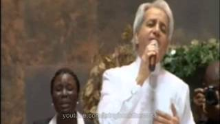 "Benny Hinn sings ""Holy Spirit Thou Art Welcome"""