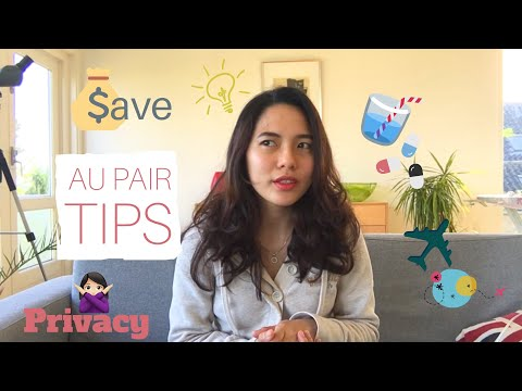 Tips For (New) Au Pairs