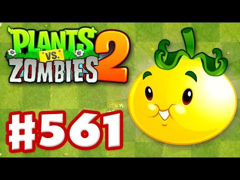 Plants vs. Zombies 2 - Gameplay Walkthrough Part 561 - Solar Tomato and Inzanity Quest!