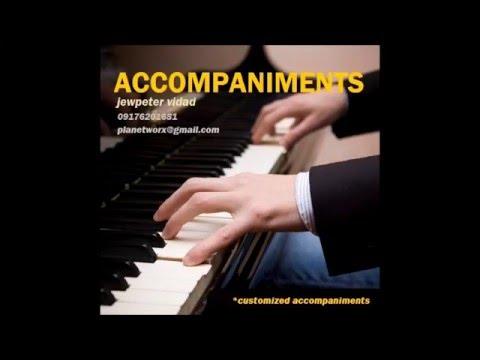 FIND US FAITHFUL piano accompaniment by Jewpeter Vidad