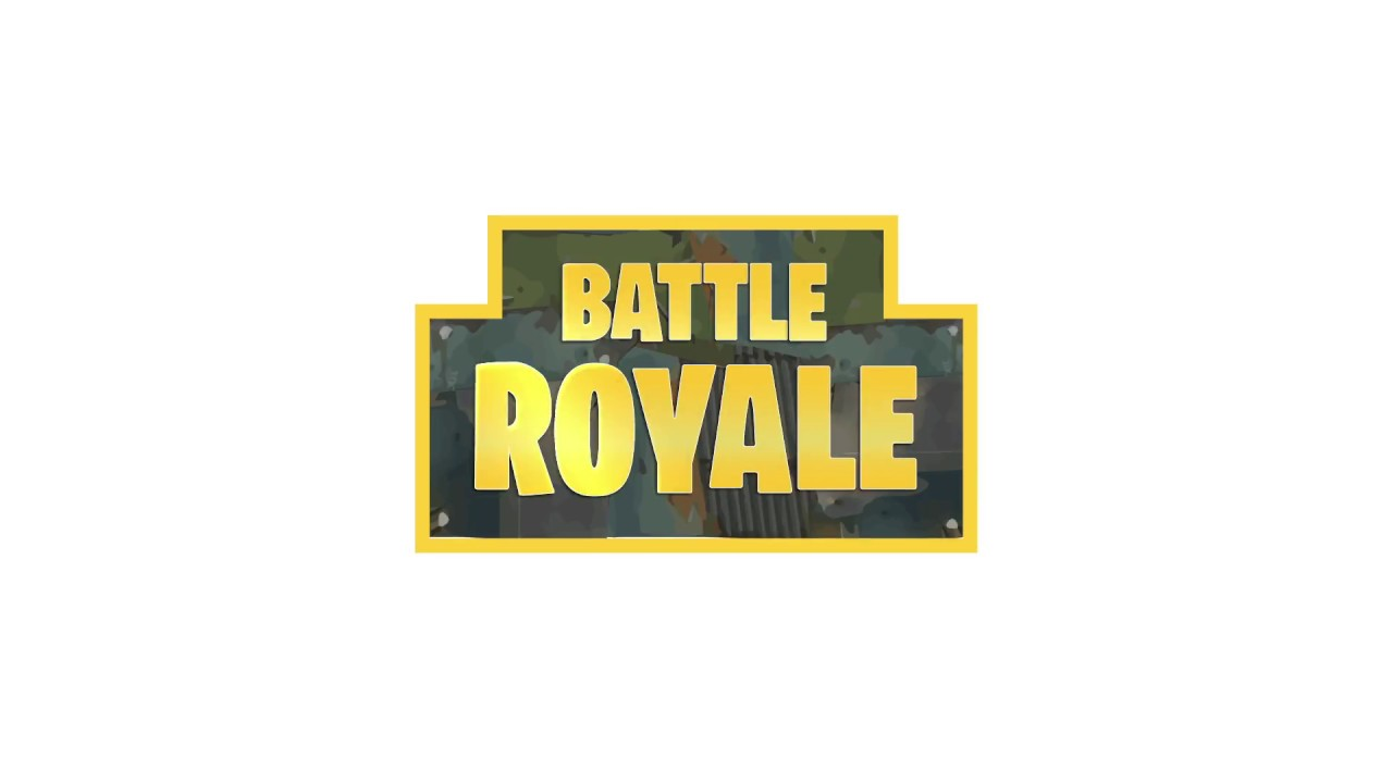 Fortnite Battle Royal Logo