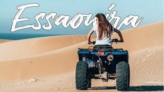 SO SCHÖN ist die KÜSTE VON MAROKKO - Auf nach Essaouira l Marokko Roadtrip #2