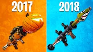 10 THINGS ONLY ORIGINAL FORTNITE PLAYERS WILL REMEMBER
