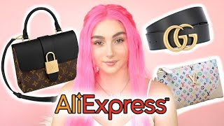 A VERY EXTRA AF ALIEXPRESS HAUL!