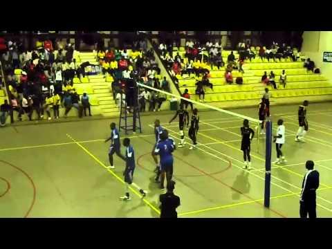 Uganda vs  Tanzania Volleyball 1