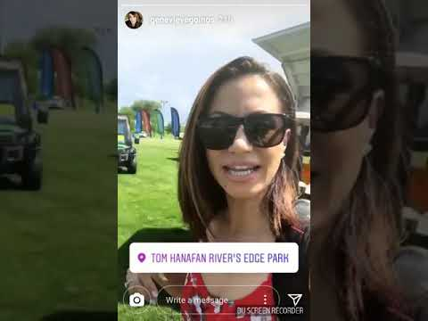 GENEVIEVE GOINGS MET JASON!!! Genevieve's Instagram Story