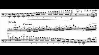 Concert Polka (Jenny Wren), Euphonium Solo by David Werden