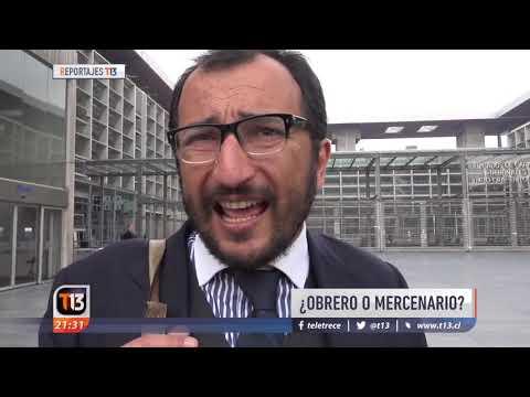 El abogado de los malos #ReportajesT13