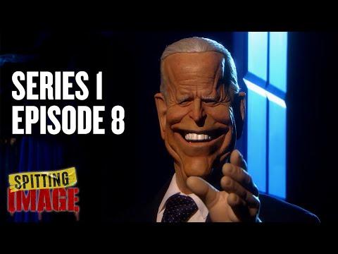 Spitting Image - Series 1, Episode 8 | Full Episode