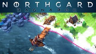 Northgard Ragnarok #03 | Angriff auf den Riesen | Gameplay German Deutsch thumbnail