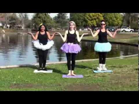 Kids Ballet Instructional Video