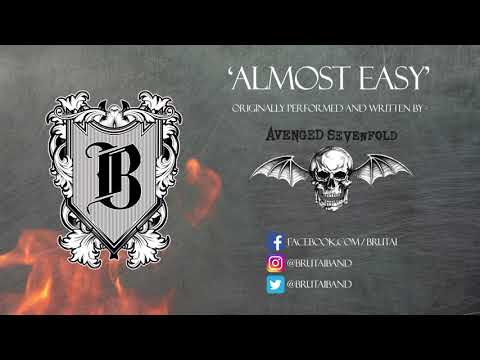 Brutai - Almost Easy (Avenged Sevenfold cover)