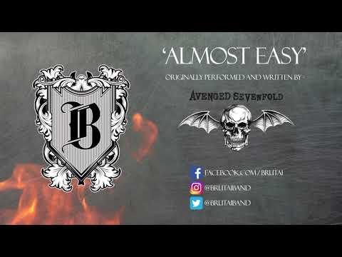 Brutai  Almost Easy Avenged Sevenfold