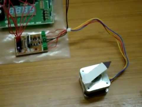 Bipolar Stepper Motor Controller Using Avr Microcontroller