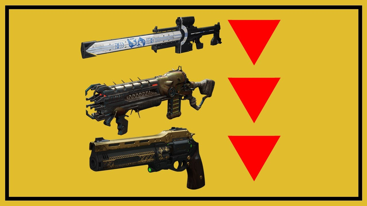 Destiny 2: Izanagi's & Snipers Nerfed, Armor 2.0 Update - Season 10 Sandbox Preview thumbnail
