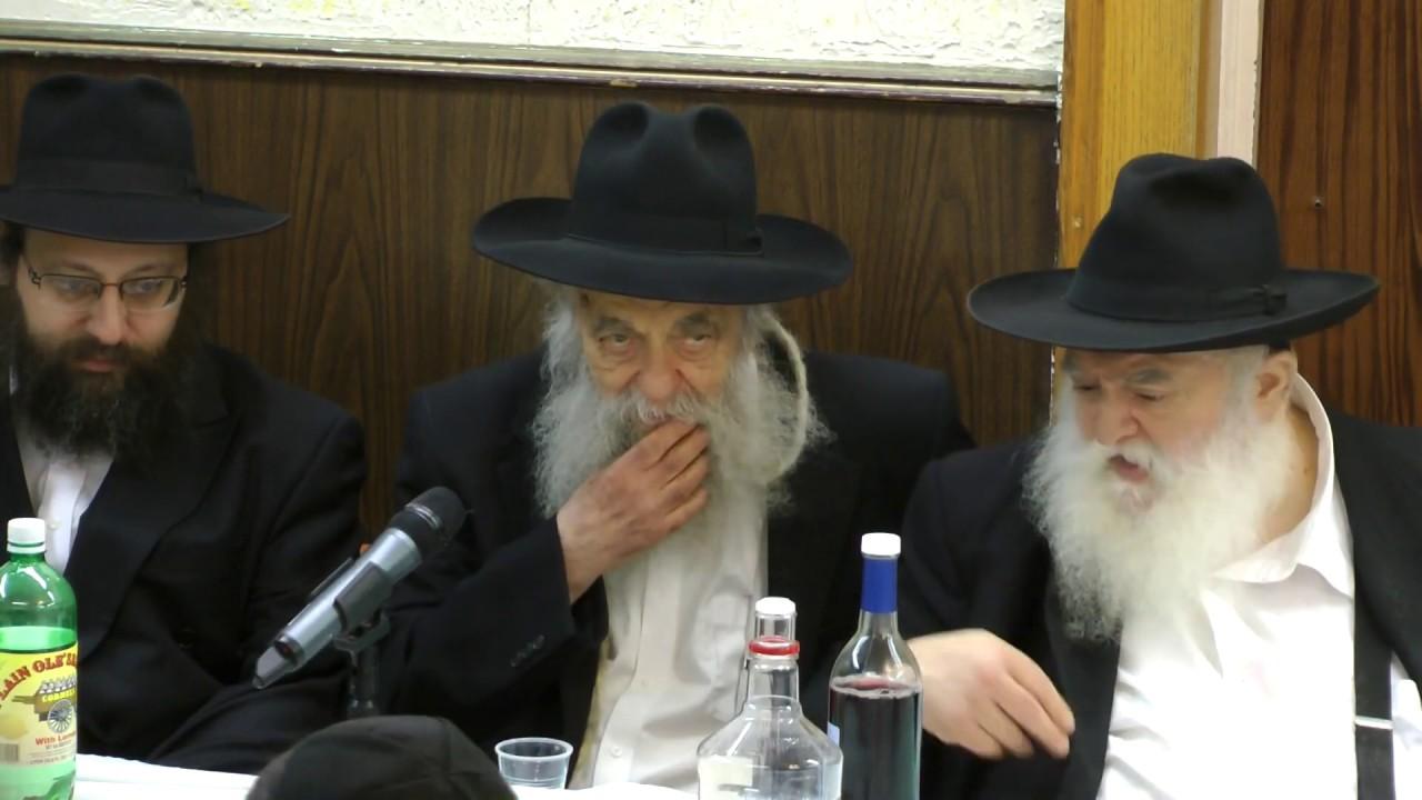 """התוועדות ט""""ו אלול הרב שלמה זרחי - הרב יואל כהן שנת תשע""""ב"""