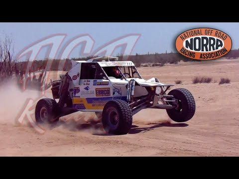 Norra Mexican 1000 2018
