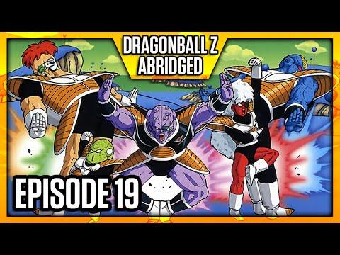 DragonBall Z Abridged: Episode 19 - TeamFourStar (TFS)