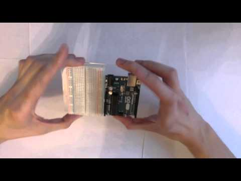 Матрёшка Z. Эксперимент 0. Подключение Arduino. Начало работы.
