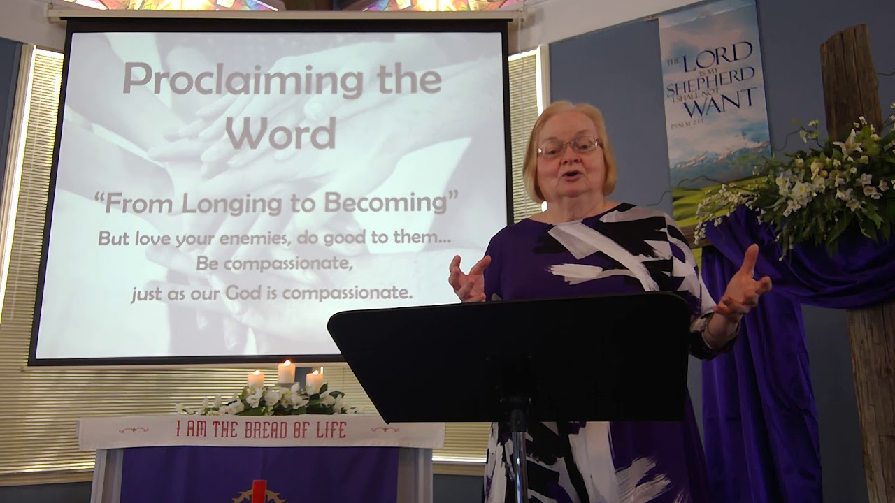 """February 21, 2021 ~ Rev. Julia Price ~ """"From Longing to Becoming"""""""