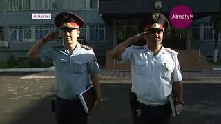В Алматы создали спецгруппы для изучения кадров с видеожетонов полицейских  (24.05.18)