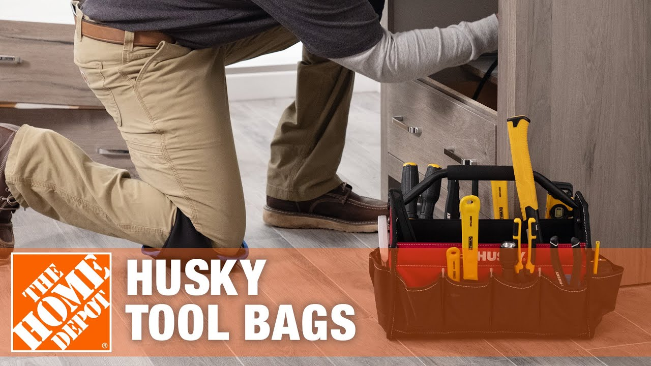Tool Bags The Home Depot You