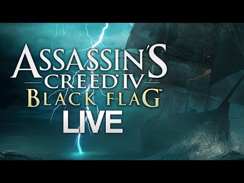 Assassin's Creed IV Black Flag | Open World/Side Stuff - Chill Stream (Hopefully... Fingers Crossed)