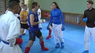 Сборная Украины по каратэ JKS  проводит в Харькове учебно-тренировочный сбор.