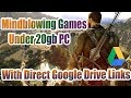 Top 10 Best Pc Games under 20GB || Best Games under 20GB || With Download Links
