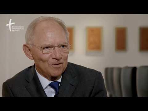 Ich bin so frei - Wolfgang Schäuble
