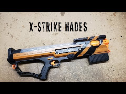 Captain Xavier's War Gear - X-Strike Hades