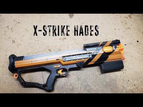 Captain Xavier's War Gear - X-Strike Hades