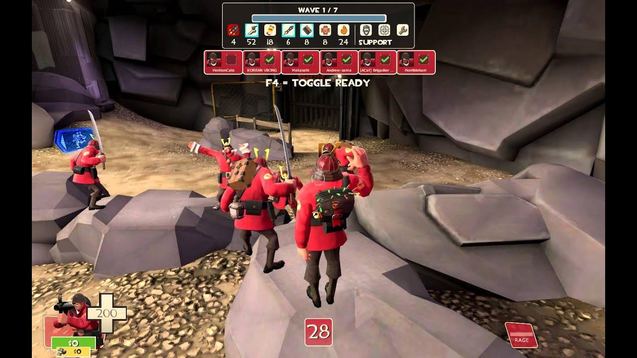 The Ultimate TF2 Samurai! - YouTube  |Tf2 Samurai Hat