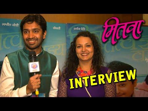 Nilesh Moharir, Ashwini Shende, Jaanvee Prabhu Arora   EXCLUSIVE INTERVIEW   Mitwaa Movie
