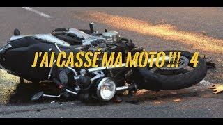 CRASH Bandit 650 Dépose du moteur  #4