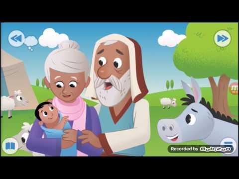 historia-de-abraham-para-niños