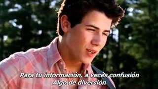 Video Camp Rock 2 (Nick Jonas) - Introducing Me (Subtitulos en Español) download MP3, 3GP, MP4, WEBM, AVI, FLV Mei 2018