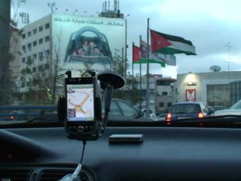 GPS in Jordan