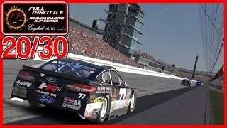 iRacing - RSR Cup Series at Indianapolis |Round 20/30|