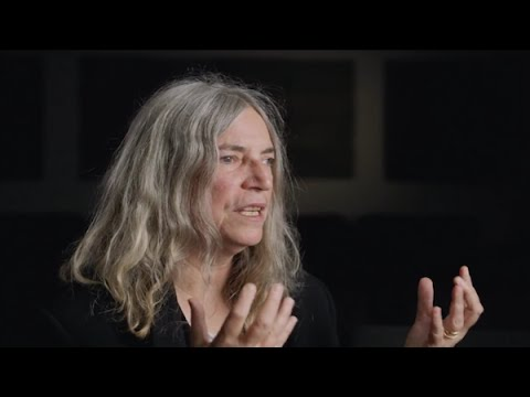 Patti Smith on Bob Dylan and DONT LOOK BACK