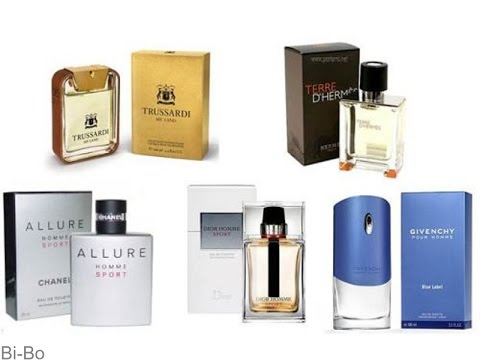 как выбрать парфюм мужчине