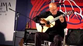 陽光道的古典吉他表演@Pulima藝術節Part1