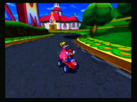 Mario Kart: Double Dash - 2003 - 50cc: Flower Cup