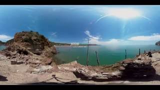 Spiaggia del Camping Village Rocchette - Video 360