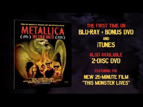 "Metallica: Some Kind of Monster - ""This Monster Lives"" Preview Thumbnail image"