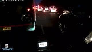 4× Faster in traffic | night riders fast and furious | procus rush action camera thumbnail