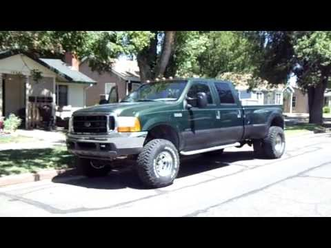 F350 Dually New Wheels