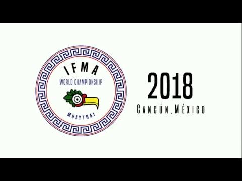 World Muaythai Championships 2018 Ring B  _ DAY 6