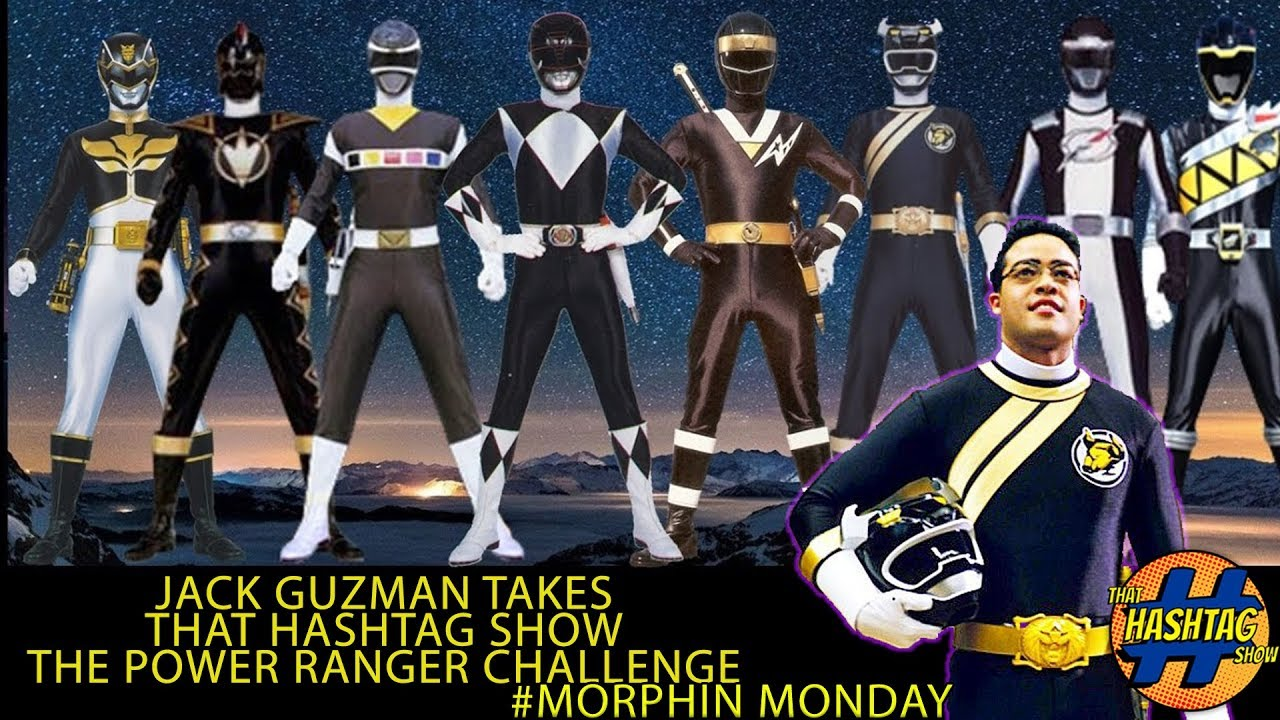 Jack Guzman Power Rangers