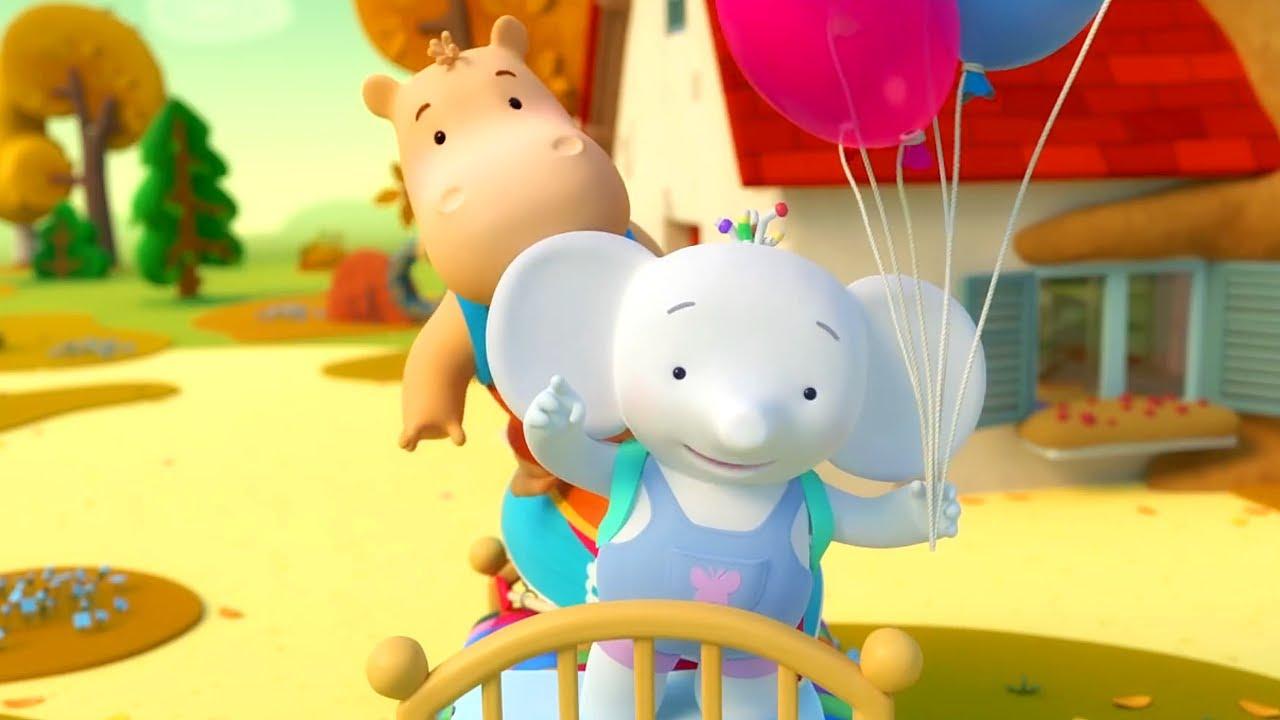 🪁 Тима и Тома – Серия 22 – Поход 🏕️ | Новый приключенческий мультик для детей